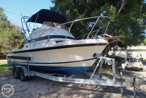 Used Skipjack 24 Flybridge Sportfisher Walkaround Fishing Boat For Sale