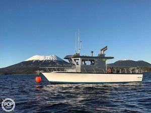 Used Bertram 35 Mark II Custom Charter Boat For Sale