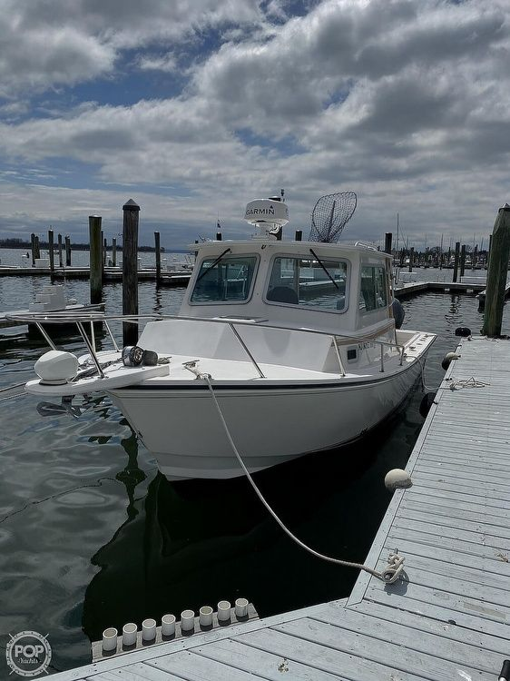 Used Steiger Craft 28 DV Miami Pilothouse Boat For Sale