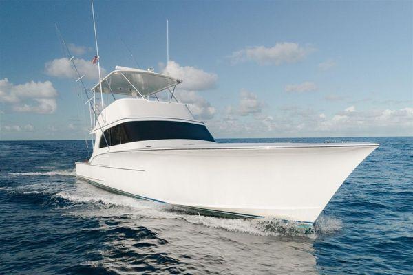 Used Custom Carolina Sports Fishing Boat For Sale