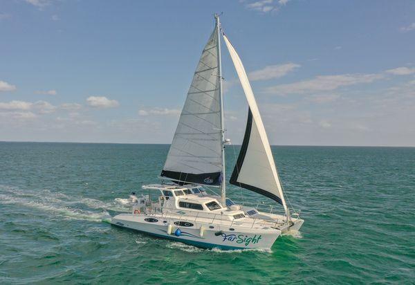 Used Royal Cape Catamarans Majestic 530 Multi-Hull Sailboat For Sale