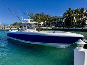 Used Intrepid 400 Center Console Center Console Fishing Boat For Sale