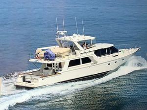 Used Offshore Yachts 62 Pilothouse Boat For Sale