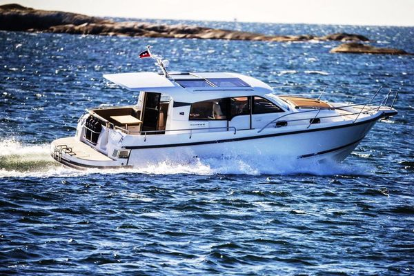 New Nimbus 365 Coupe #254 Cruiser Boat For Sale