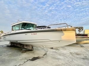 Used Axopar 28 Cabin Center Console Fishing Boat For Sale