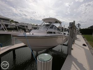 Used Grady-White 258 Journey Walkaround Fishing Boat For Sale