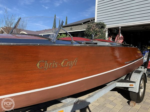 Used Chris-Craft 823 Antique and Classic Boat For Sale