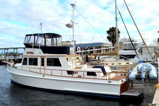 Used Grand Banks Classic Motor Yacht For Sale