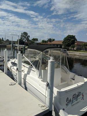 Used Bayliner 2655 Bayliner Ciera Sunbridge Cruiser Boat For Sale