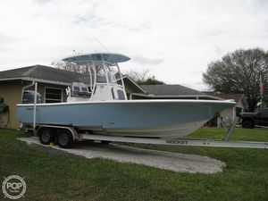Used Tidewater 2500 Carolina Bay Center Console Fishing Boat For Sale