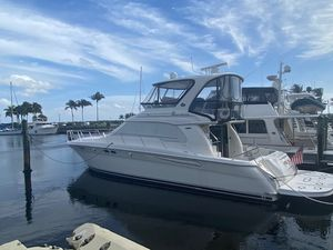 Used Sea Ray 480 Sedan Bridge Motor Yacht For Sale