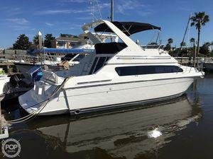 Used Carver 380 Santego Express Cruiser Boat For Sale