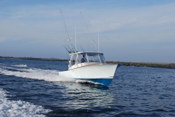 1997 used gamefisherman 30 saltwater fishing boat for sale for Saltwater fishing boats for sale