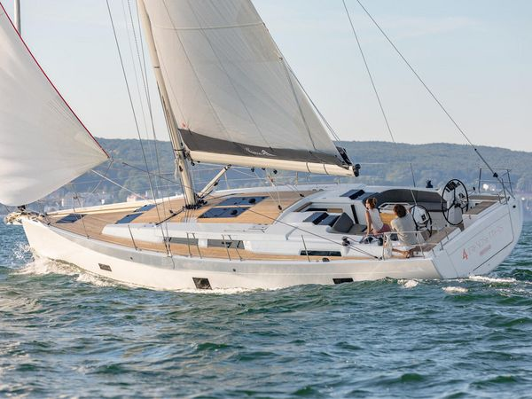 New Hanse 458 Cruiser Sailboat For Sale