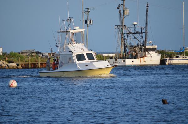 Used Privateer 33 Carolina Custom- Warranty Sports Fishing Boat For Sale