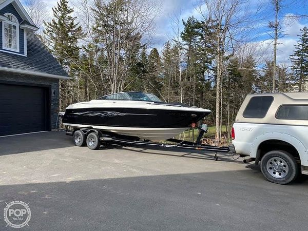 Used Monterey 244FSX Bowrider Boat For Sale