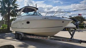 Used Sea Ray 260 Sundancer Power Cruiser Boat For Sale