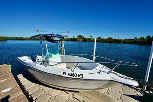 Used Seaswirl Striper 21 Center Console Center Console Fishing Boat For Sale