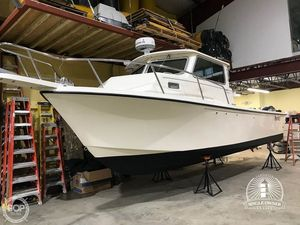 Used Parker Marine 2820 XLD Pilothouse Boat For Sale