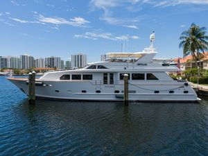 Used Broward Raised Pilot House Motor Yacht For Sale