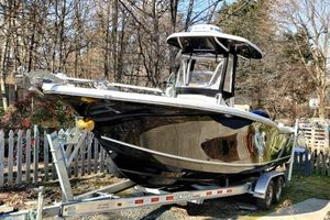 Used Tidewater 230 LXF Center Console Fishing Boat For Sale