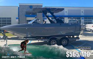 New Malibu 21 MLX Ski and Wakeboard Boat For Sale
