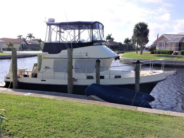 Used Albin 36 Albin Express Trawler Boat For Sale