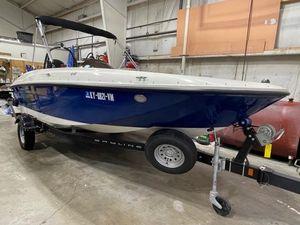 Used Bayliner Element E18 Deck Boat For Sale