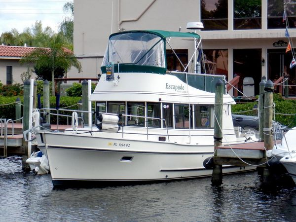Used Camano 31 Troll Trawler Boat For Sale