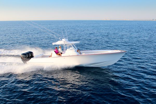 New Tribute Center Console Fishing Boat For Sale