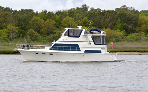 Used Novatec 6BTA 5.9M Motor Yacht For Sale
