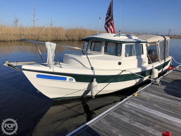 Used C-Dory 22' Angler Pilothouse Boat For Sale