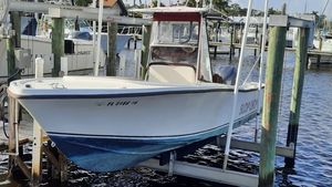 Used Mako 25 CC Center Console Fishing Boat For Sale