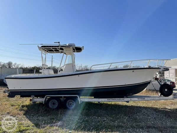 Used Newton 28 CC Center Console Fishing Boat For Sale