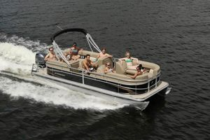 New Starcraft LX 22 R Pontoon Boat For Sale