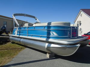 New Starcraft EX 22 Q Pontoon Boat For Sale