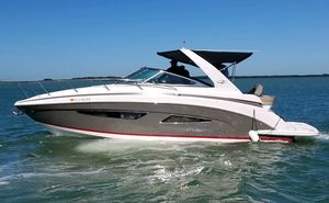 Used Regal 32 Express Power Cruiser Boat For Sale