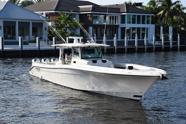 Used Hcb Suenos 53 Center Console Fishing Boat For Sale