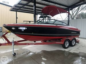 Used Monterey 204 FS Bowrider Boat For Sale
