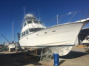Used Hatteras Sportfish Sports Fishing Boat For Sale