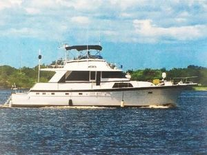 Used Hatteras Yacht Fish Motor Yacht For Sale