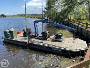 Used Stardust Enterprises Barge Boat For Sale