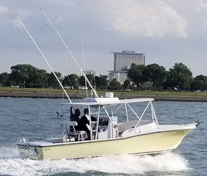 Used Dusky Cuddy Center Console Fishing Boat For Sale