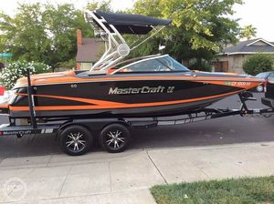 Used Mastercraft X2 Ski and Wakeboard Boat For Sale
