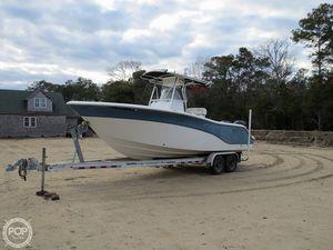 Used Sea Fox 256cc Center Console Fishing Boat For Sale