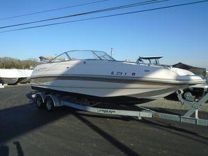 Used Starcraft Aurora 2410 OB Deck Boat For Sale