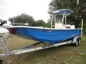 Used Carolina Skiff 24 DLX Commercial Boat For Sale