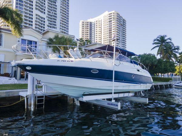 Used Cranchi Endurance 33 Cruiser Boat For Sale