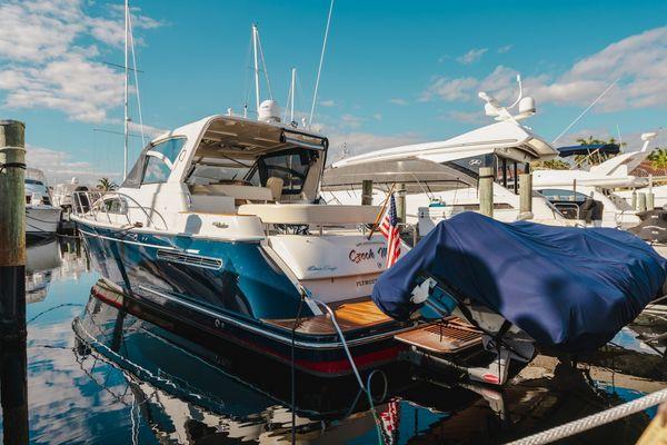 Used Chris Craft Roamer 40 Cruiser Boat For Sale