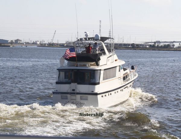 Used Hatteras ED MY Motor Yacht For Sale